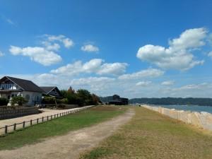 犬島の海岸