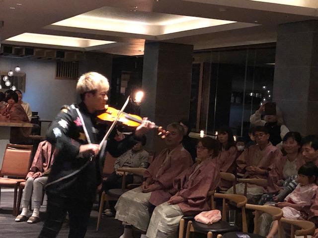 Shogo バイオリニスト
